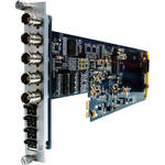 Gra-Vue XIO 9020EMB-4AUD-FS 1 x 2 SD-SDI Distribution Amplifier with Analog Audio Embedding & Frame Sync