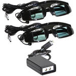 Transvideo HDSHUT2 Shutter Glasses Kit