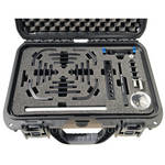 Chrosziel 700-00B CustomCage Kit with Carrying Case (Black)