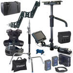 Steadicam Scout HD Camera Stabilizer System Production Starter Kit with V-Mount