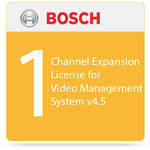 Bosch 1-Channel Expansion License for Video Management System v4.5