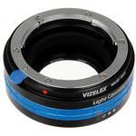 FotodioX Vizelex Light Cannon Soft Focus Adapter for Nikon F-Mount G Lens to Micro Four Thirds Cameras