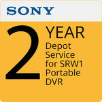 Sony 2-Year Depot Service For SRW1 Portable DVR
