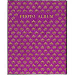Pioneer Photo Albums FC-157 Flexible Cover Album (Purple)