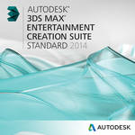 Autodesk Entertainment Creation Suite Standard 2014 Upgrade for Autodesk 2014 Users