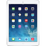 Apple 64GB iPad Air (Wi-Fi Only, Silver)