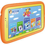 Samsung Galaxy Tab 3 7.0 Kids Tablet (Yellow with Orange Carrying Case)