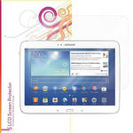 rooCASE Ultra HD Plus Bubble Free Screen Protector for Samsung Galaxy Tab 3 10.1""