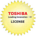 Toshiba License for 64-Channel Generation 5 Surveillix NVR (12TB)