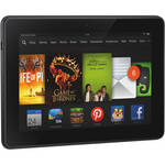 "Kindle 32GB Fire HDX 7"" Tablet (With Special Offers Advertisements)"