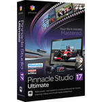Pinnacle Studio 17 Ultimate (Boxed Version)