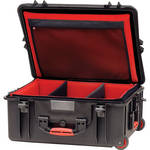 HPRC HPRC2700WDK Waterproof Wheeled Hard Case