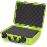 Nanuk 910 Case with Foam (Lime)
