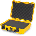 Nanuk 910 Case with Foam (Yellow)