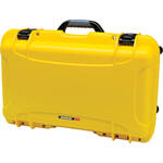 Nanuk Protective 935 Case with Padded Dividers (Yellow)