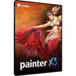 Corel Painter X3 Software (Painter 11/12 to X3 Upgrade, Download)
