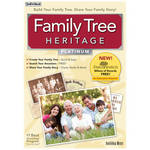 Individual Software Family Tree Heritage Platinum 8 (Download)