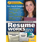 Individual Software Resume Works Pro (Download)