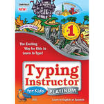 Individual Software Typing Instructor for Kids Platinum 5 (Windows, Download)