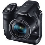 Samsung WB2200F Digital Smart Camera (Black)
