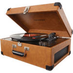 Crosley Radio CR6249A Keepsake USB Turntable (Tan)
