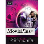 Serif MoviePlus X6 Video Editing Software for Windows (Download)