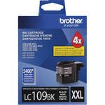 Brother LC109BK Innobella Super High Yield XXL Ink Cartridge (Black)