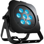 American DJ Ultra Go Par7X Battery Powered 3-Color LED Par Fixture