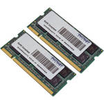 Patriot Signature Series 4GB (2 x 2GB) DDR2 PC2-5300 667 MHz SODIMM Memory Kit