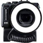 Doctors Eyes Compact System with 86mm LED Ring Light for Canon G15 & G16 Cameras