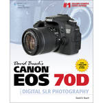 Cengage Course Tech. Book: David Busch's Canon EOS 70D Guide to Digital SLR Photography, 1st Edition