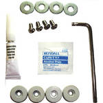 GORILLAdigital Security Disk Kit for Workstands (4 Disks)