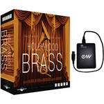 EastWest Hollywood Brass Diamond Edition - Virtual Instrument (Mac Hard Drive)