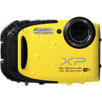 Fujifilm FinePix XP70 Digital Camera (Yellow)