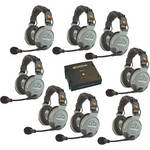 Eartec COMSTAR 8-Person Wireless Intercom System