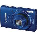 Canon PowerShot ELPH 150 IS Digital Camera (Blue)