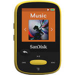 SanDisk 8GB Clip Sport MP3 Player (Yellow)