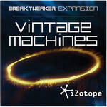 iZotope Vintage Machines - Expansion Library for BreakTweaker Software Drum Machine (Download)
