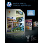 "HP Laser Glossy Brochure Paper (8.5 x 11"", 100 Sheets)"