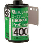 Fujifilm Neopan 400 135-36 Professional Black & White Print Film (5 Pack)