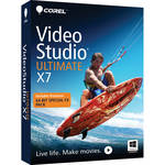 Corel VideoStudio Ultimate X7 Video Editing Software for Windows