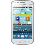 Samsung Galaxy S Duos GT-S7562L 4GB Smartphone White, Unlocked)