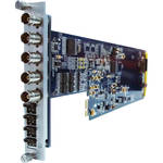 Gra-Vue SD-SDI to Composite Converter with Audio Embedding and Frame Sync (3RU)