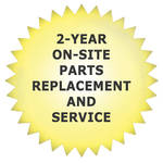 Promise Technology 2-Year Promise ServicePlus On-Site Parts Replacement