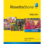 Rosetta Stone English / American Levels 1-3 (Version 4 / Windows / Download)