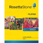 Rosetta Stone Filipino / Tagalog Level 1 (Version 4 / Mac / Download)