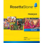 Rosetta Stone French Levels 1-3 (Version 4 / Windows / Download)