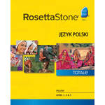 Rosetta Stone Polish Levels 1-3 (Version 4 / Windows / Download)