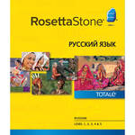 Rosetta Stone Russian Levels 1-5 (Version 4 / Mac / Download)