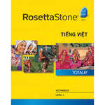 Rosetta Stone Vietnamese Level 1 (Version 4 / Mac / Download)